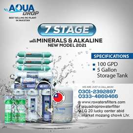 Top quality Taiwan  Ro plant-7 Stage Best Ro water filter
