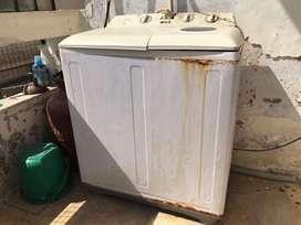 LG washing machine 6 kg
