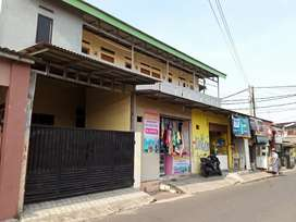 Dijual rumah + Kontrakan & Kios
