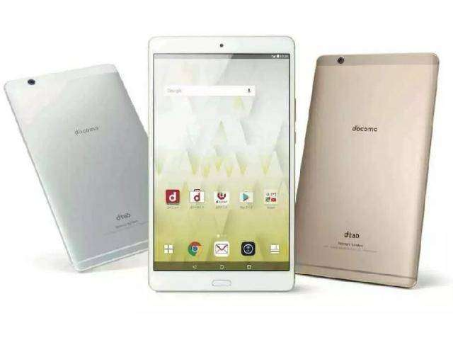 Huawei D-Tab D-01J Ram 3gb LTE Suopported 0