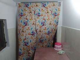 Well furnished with 24 x 7 electricity and water , proper arrangements