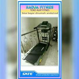 Jual alat fitnes SIDOARJO //TREADMIL elektrik TOTAL 288