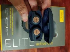 Jabra True Wireless Earphone active elit 65t baru seminggu pakai