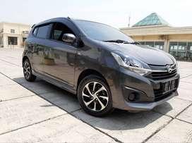 Daihatsu Ayla 1.2 X At 2017 Km.22rb Plat Genap Tngan Ke-1