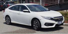 Honda civic on installment through bank just in 7 days