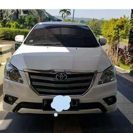 Kijang inova type G luxury