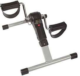 Foldable Exercise Cycle with LED Monitor
