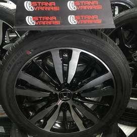 Velg & Ban 16 Asli Honda JAZZ RS 2021 Cocok Brio city mobilio agya dll