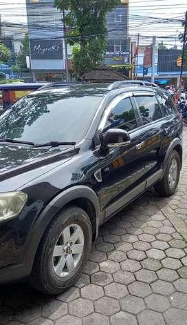 Chevrolet Captiva 2009 Diesel