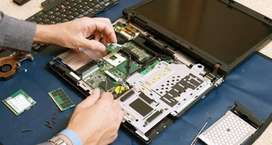 Laptop repairing and part supply at your home