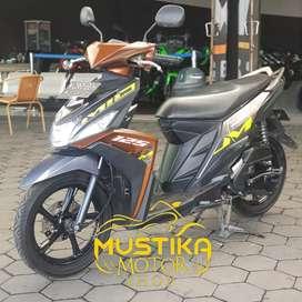 Yamaha Mio M3 2015 Plat N Asli-Istimewa Murah Berkelas Mustika