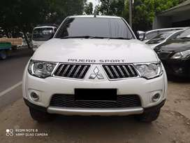 Pajero sport exceed AT Pemakaian 2010