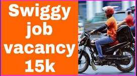 Join as Food Delivery Boy/Rider/Biker Mumbai