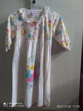 Dress DISNEY Ori import thailand