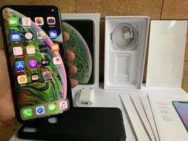 Hemat 13Jt iBox Loo iPhone XS Max 512GB Resmi IBOX Mulus Garansi Aktif