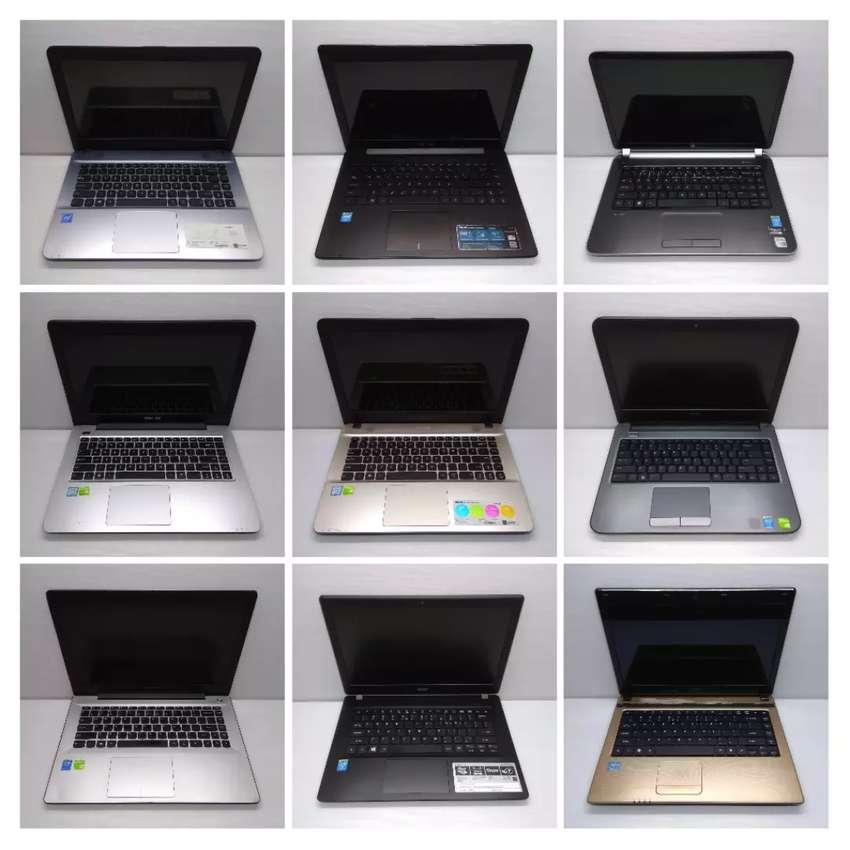 Menjual Laptop Second Berkualitas Bergaransi & Amanah
