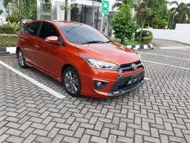 Toyota yaris S TRD sportivo a/t th 2014