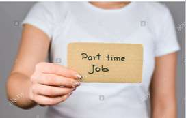 1. Requirement Part Time and Home Basis Jobs First Come First Basis Fo