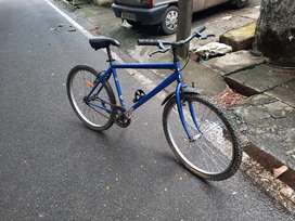 Mach city cycle Blue
