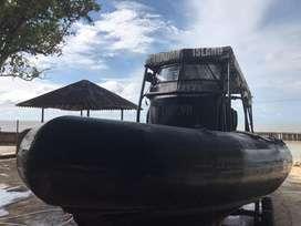 Speedboat Marinir