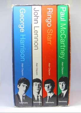The Beatles Box - Buku Biografi The Beatles Import