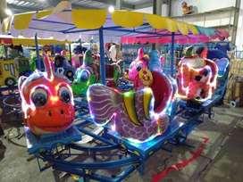 mainan kuda kereta panggung odong nemo bergaransi 003