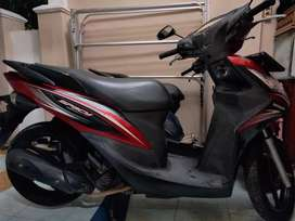 Honda Spacy 2011
