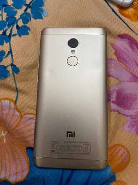 Redmi note 4 32gb fully working condition