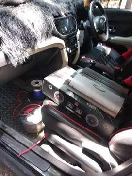 Paket audio Terios power,subwoofer,& 2way + instalasi