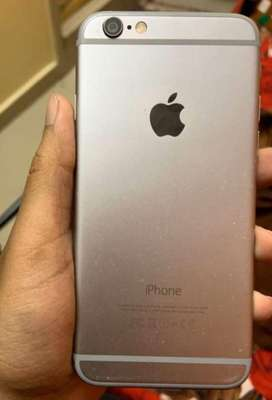 Iphone 6 16 Gb storage , 1GB RAM , 8MP CAMERA (HDR)