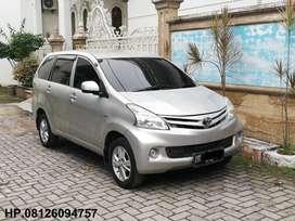 Avanza 2013 Airbag Silver