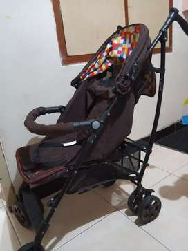 Preloved Stroller babydoes murah