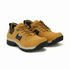 STYLISH HALF  BOOT SHOES FOR MEN