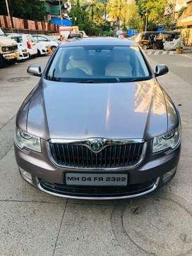 Skoda Superb Elegance 1.8 TSI AT, 2012, Diesel