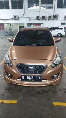 Datsun go + 2014, 3 baris
