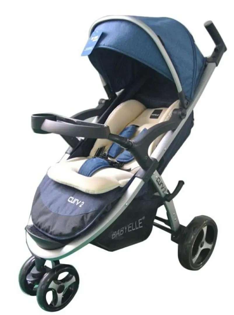 Stroller Babyelle Curv 2 0