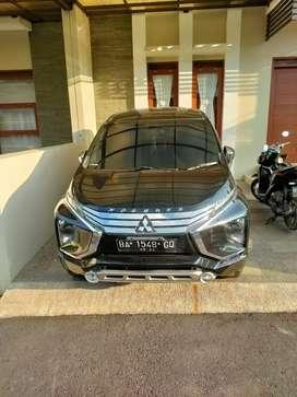 Mitsubishi Xpander Ultimate AT Hitam 2018 Mulus Terawat