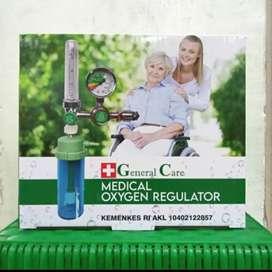 Regulator oksigen medical kemenkes