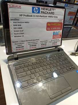 HP ProBook 11 G2 Cicilan Promo Bunga 0%