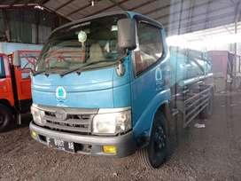 Toyota Dyna Truk Tangki 2012 Siap Pakai