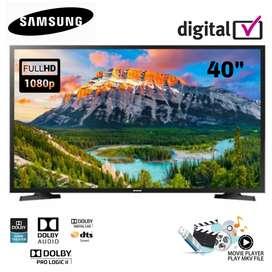 TERMURAH! LED SAMSUNG DIGITAL TV 40 INCH 40N5000 FULL HD DOLBY AUDIO