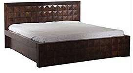 Buy New Single Bed 1850, Double bed 3550/- EMI available