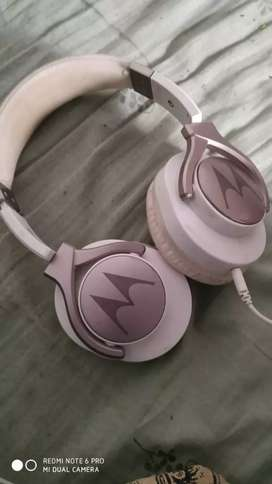 Motorola headset super bass