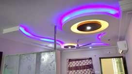 Althaf rich look ceiling works