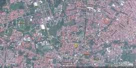 Tanah di kota lokasi strategis