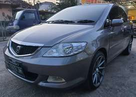 Honda City Vtech 2007 Manual