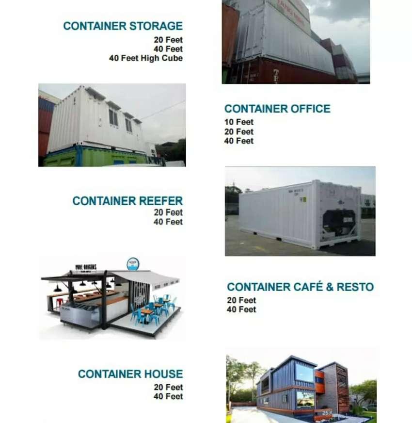 Custom Container Modifikasi Bs Buat Kantor Rumah dan Tempat Usaha