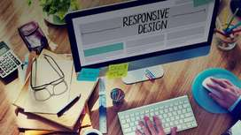 Professional Website Design, eCommerce and Web Application Development
