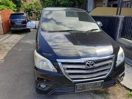Kijang inova diesel 2014