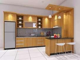 kitchen set & kamar set murah mewah & berkualitas